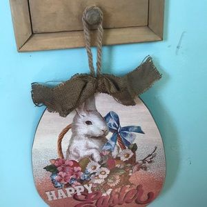 Other - Beautiful farmhouse vintage look Easter sign